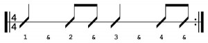 rhythm pattern example