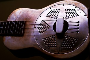 Ukulele Resonator