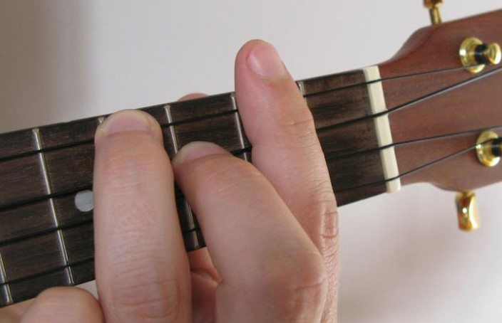 The Barre Chords | Learn To Play the Ukulele