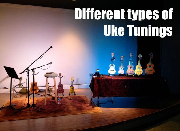 Different Types Of Uke Tunings Learn To Play The Ukulele