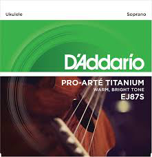 d'addario uke strings