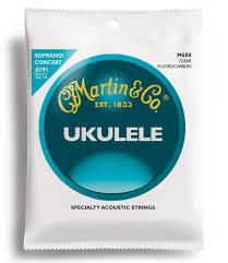 Martin uke Strings