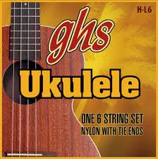 GHS uke strings