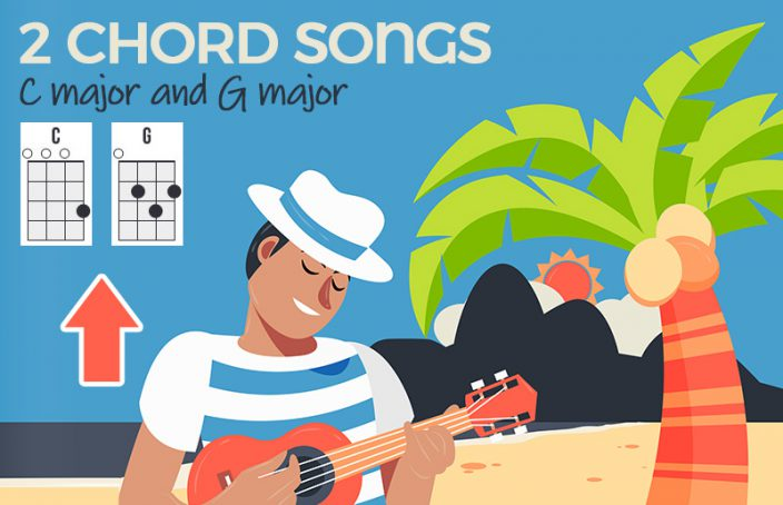 2-chord songs for beginners